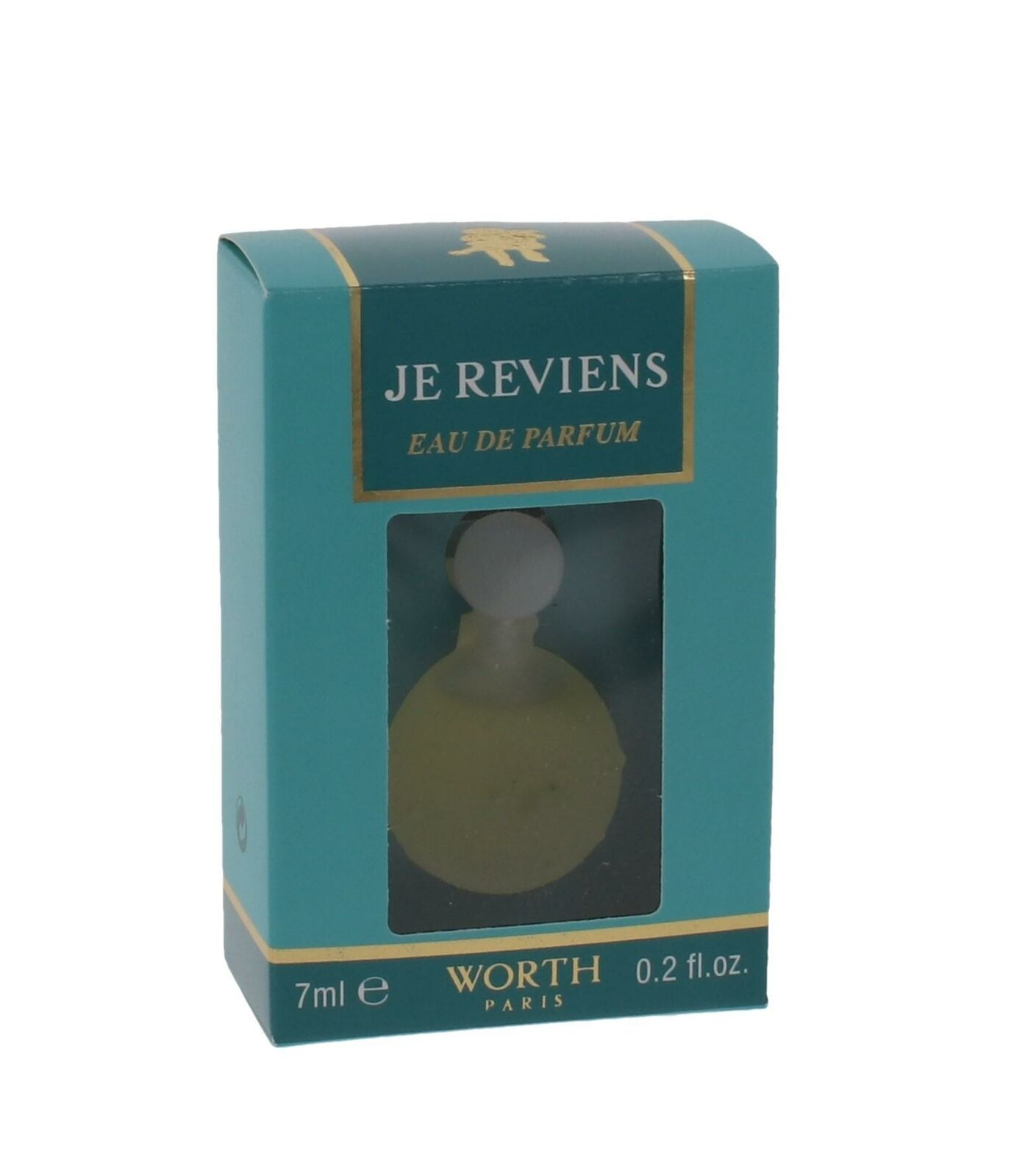 Worth Paris Je Reviens Eau de Parfum - 7ml