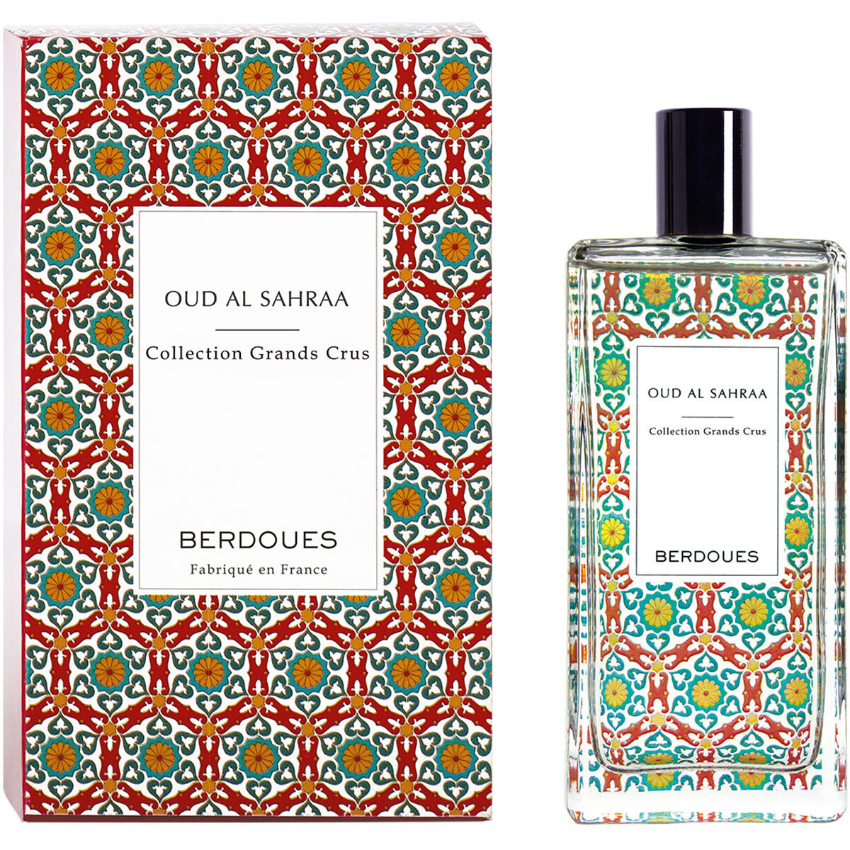 Berdoues Grands Crus Oud Al Sahraa Eau de Parfum 100ml