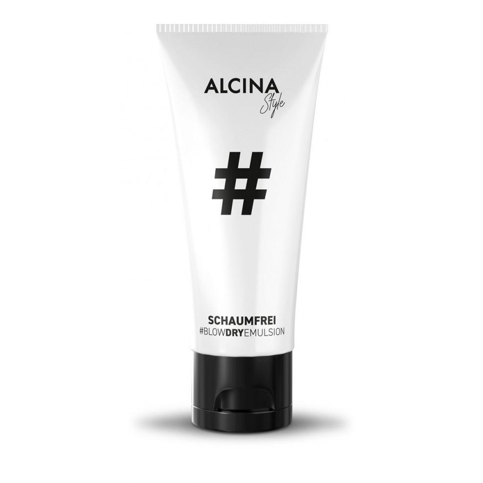 Alcina #Style Schaumfrei Blowdry Emulsion 75ml