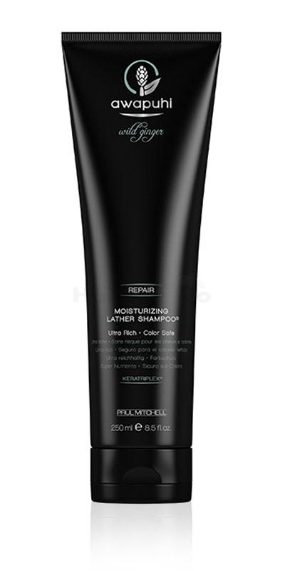 Paul Mitchell Awapuhi Wild Ginger Repair - Moisturizing Lather Shampoo 250ml