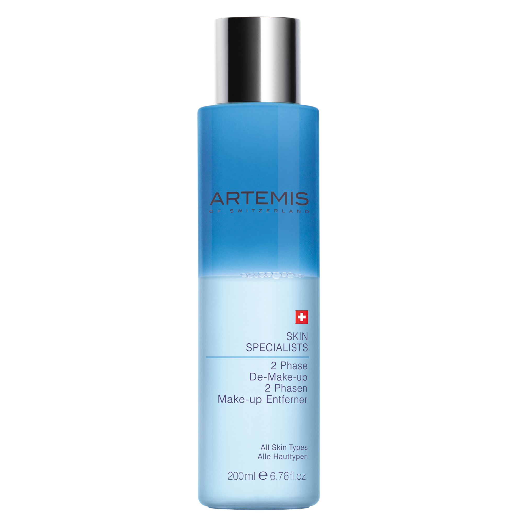 Artemis Skin Specialists 2 Phase Make-Up Remover 200ml