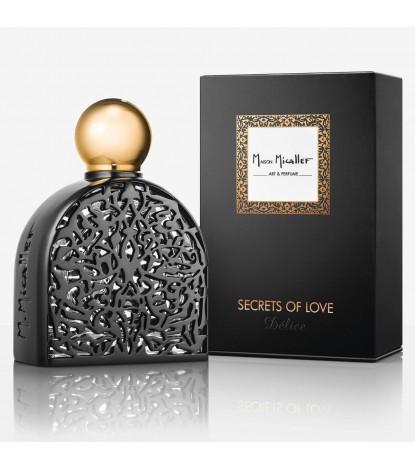M.Micallef Secret of Love Delice Eau de Parfum Unisex 75ml