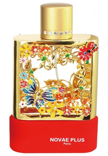 Novae plus Paris Red Eau De Parfum 50ml - NEU ohne Folie