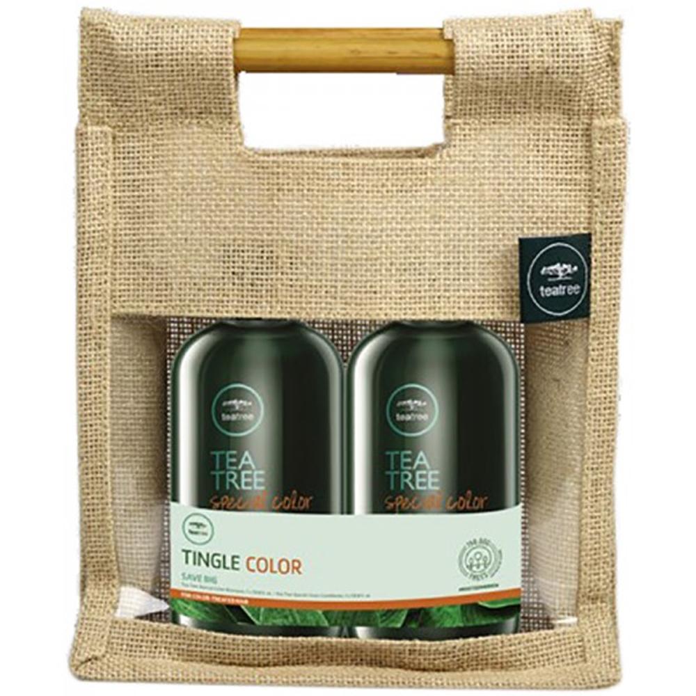 Paul Mitchell Tea Tree Special Color Set - Shampoo 300ml + Conditioner 300ml