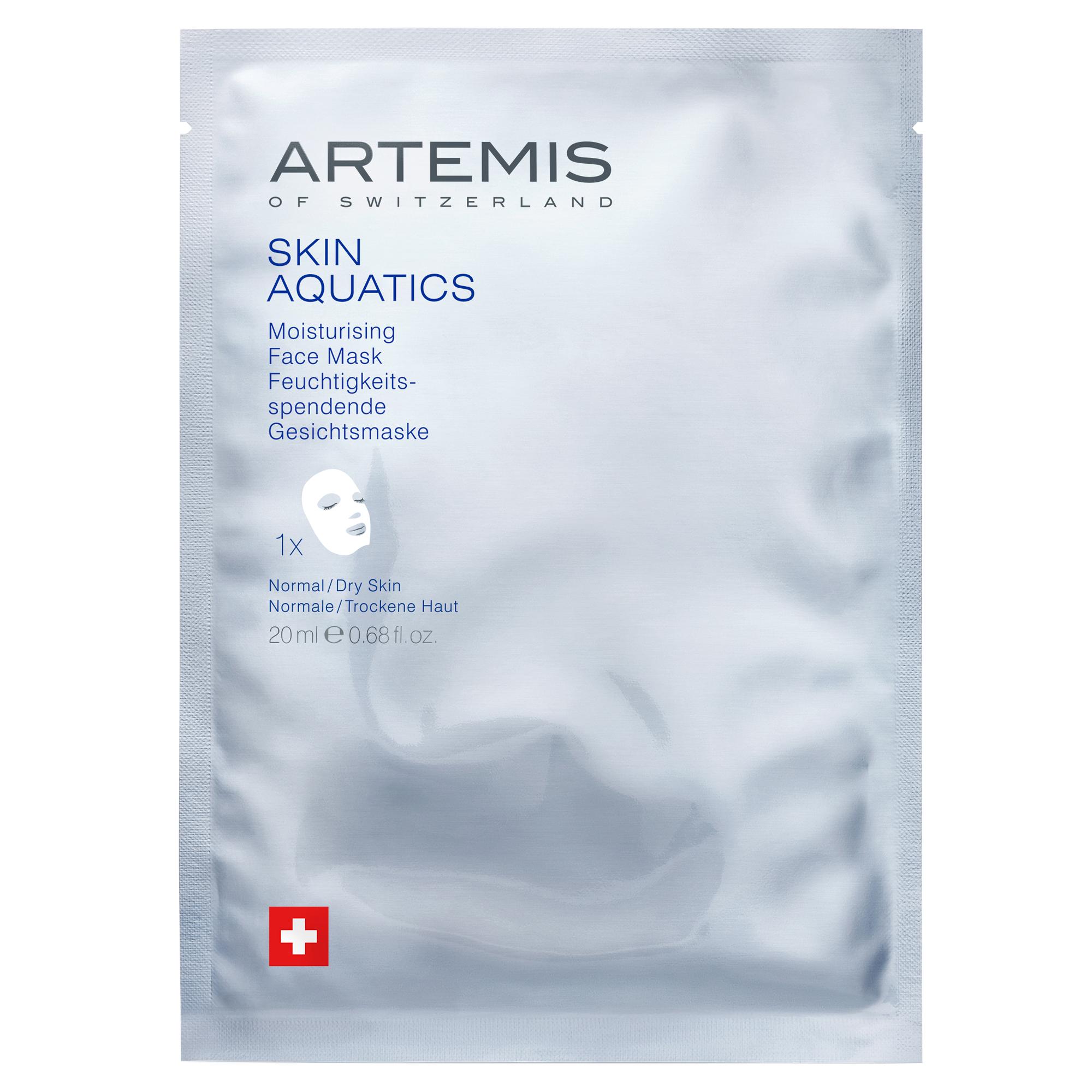 Artemis Skin Aquatics Moisturising Face Mask 20ml