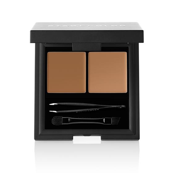 Stagecolor Cosmetics Brow Kit Powder & Wax Golden Blond