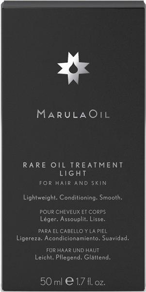 MarulaOil Rare Oil Treatment Light 50ml