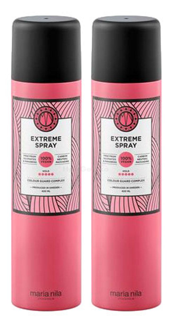 Maria Nila Style & Finish Extreme Spray 2x 400ml = 800ml
