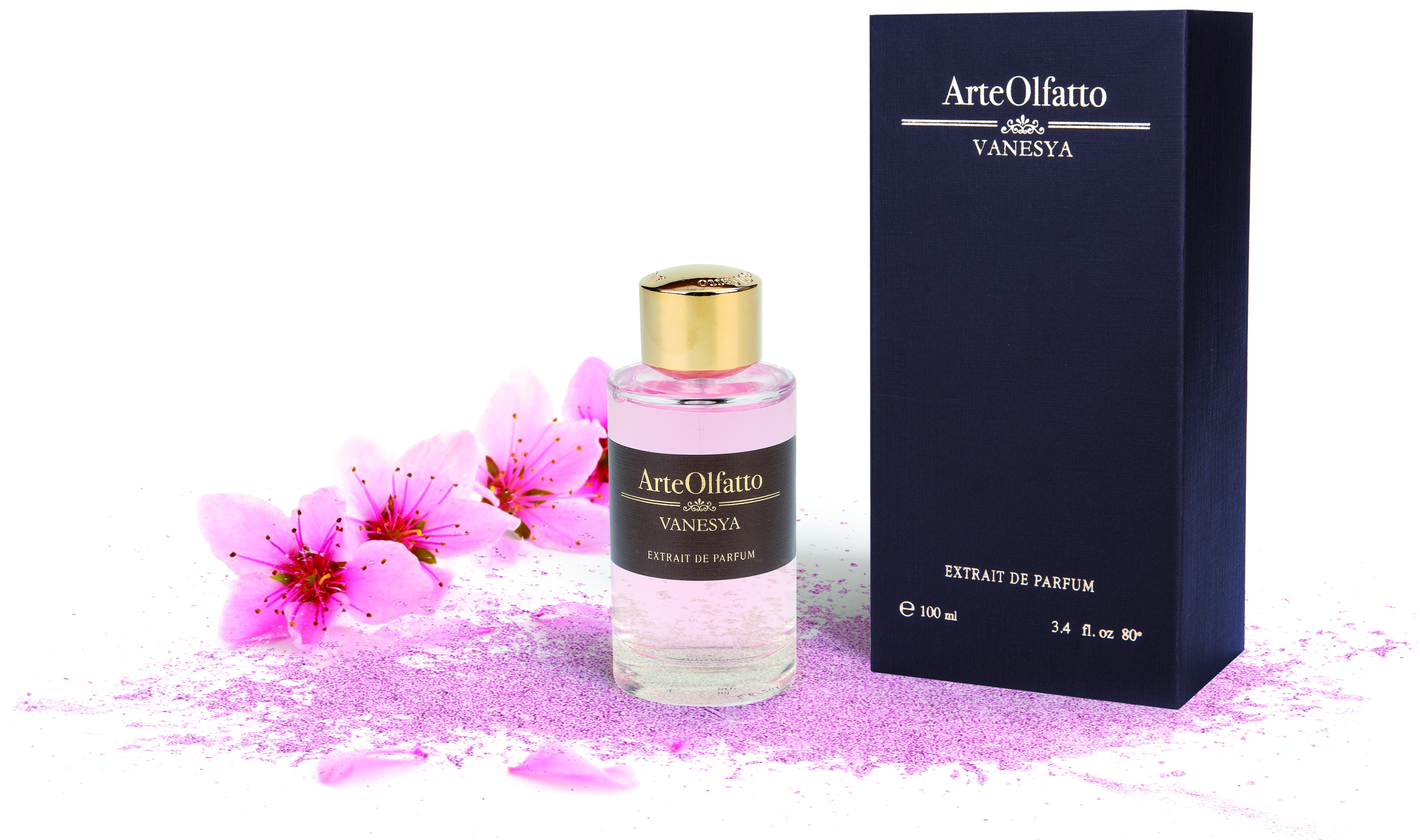 Arte Olfatto Vanesya Extrait De Parfum 100 ml