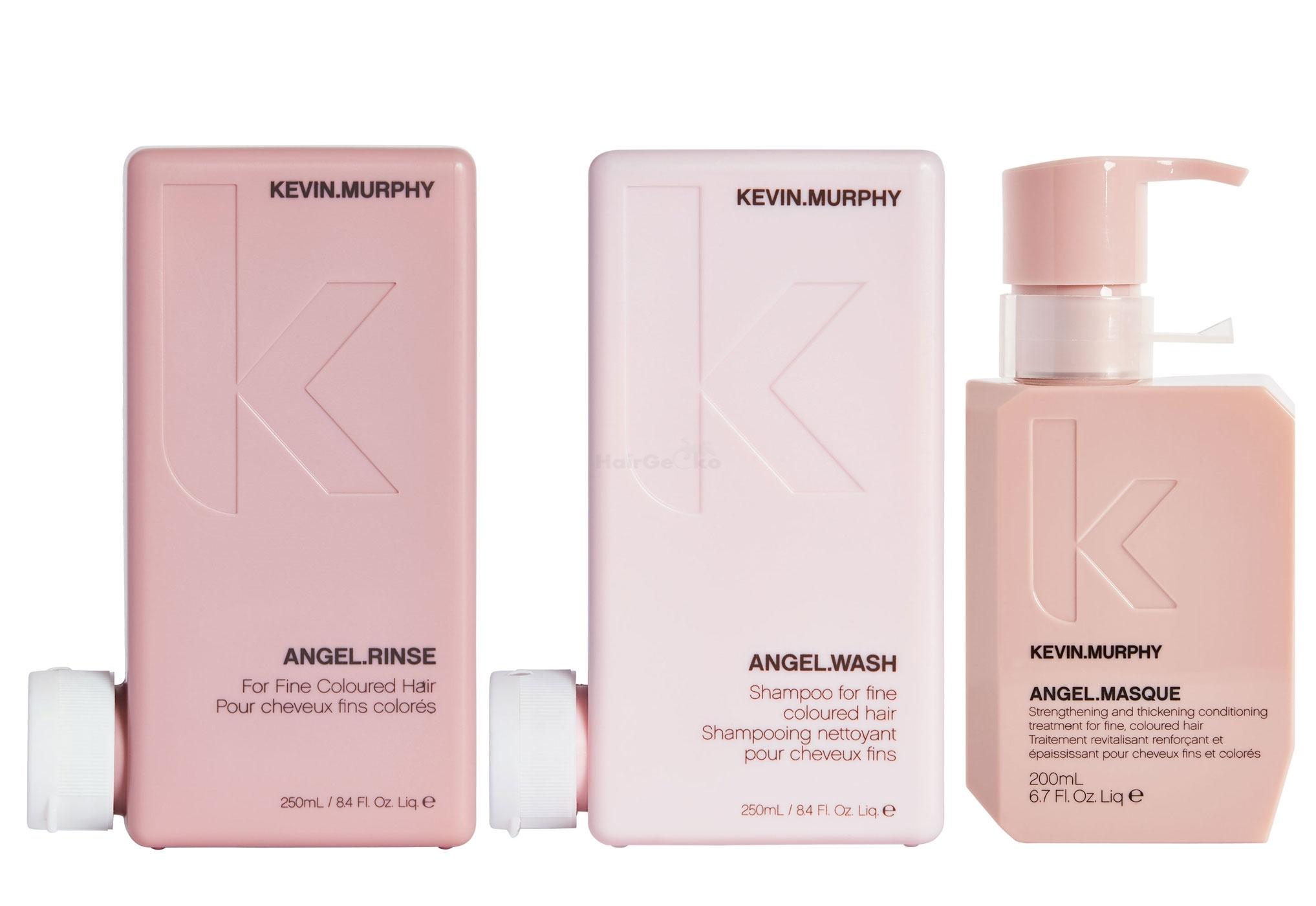KEVIN.MURPHY ANGEL Set - WASH 250 ml + RINSE 250 ml + MASQUE 200 ml