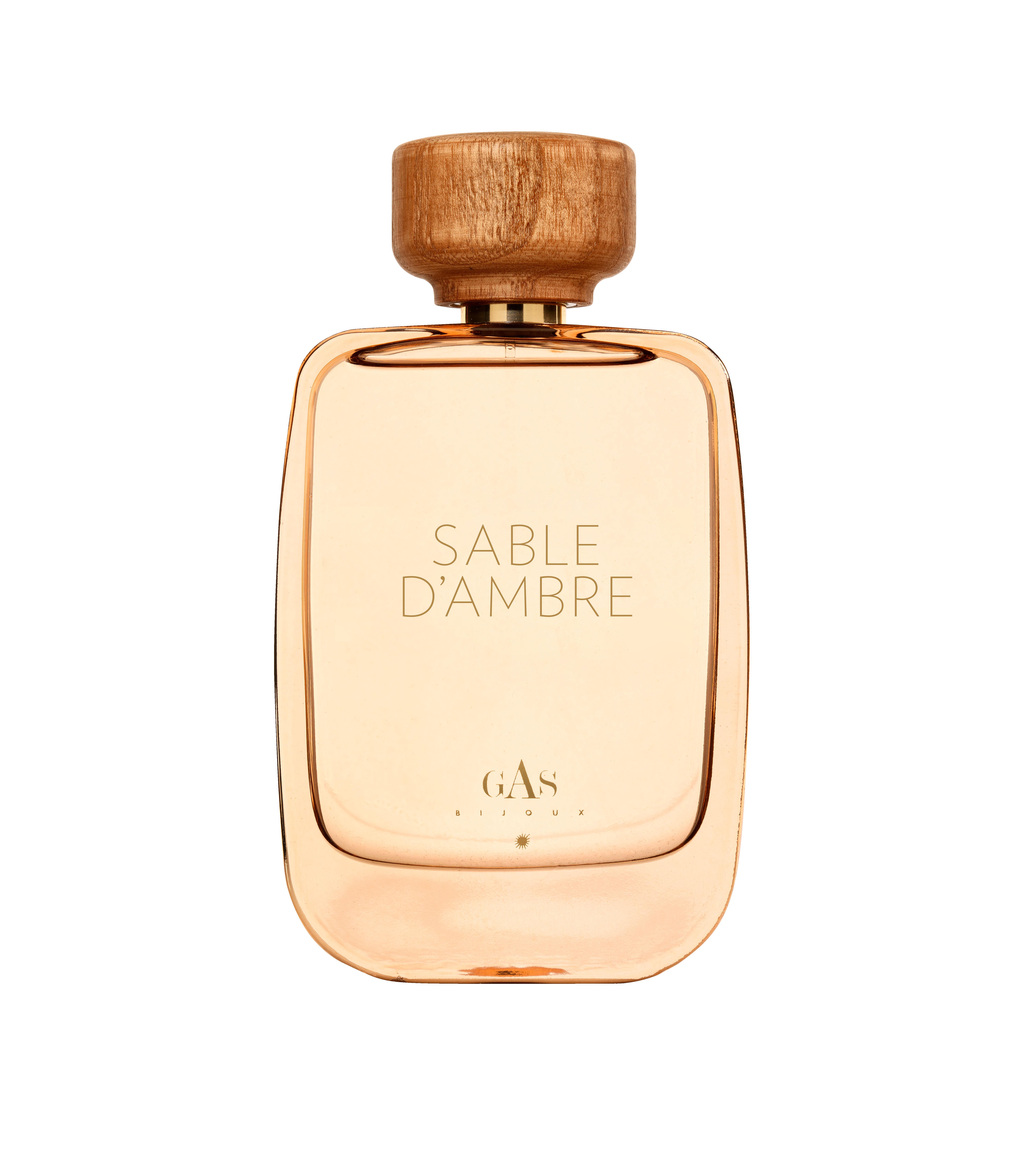 Gas Bijoux Sable D'ambre Eau de Parfum Spray 100ml