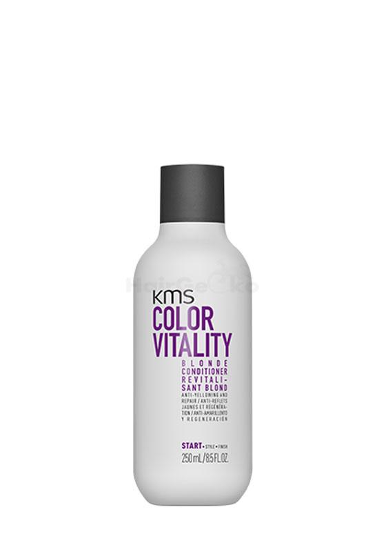 KMS California COLORVITALITY Blonde Conditioner 250ml - NEU