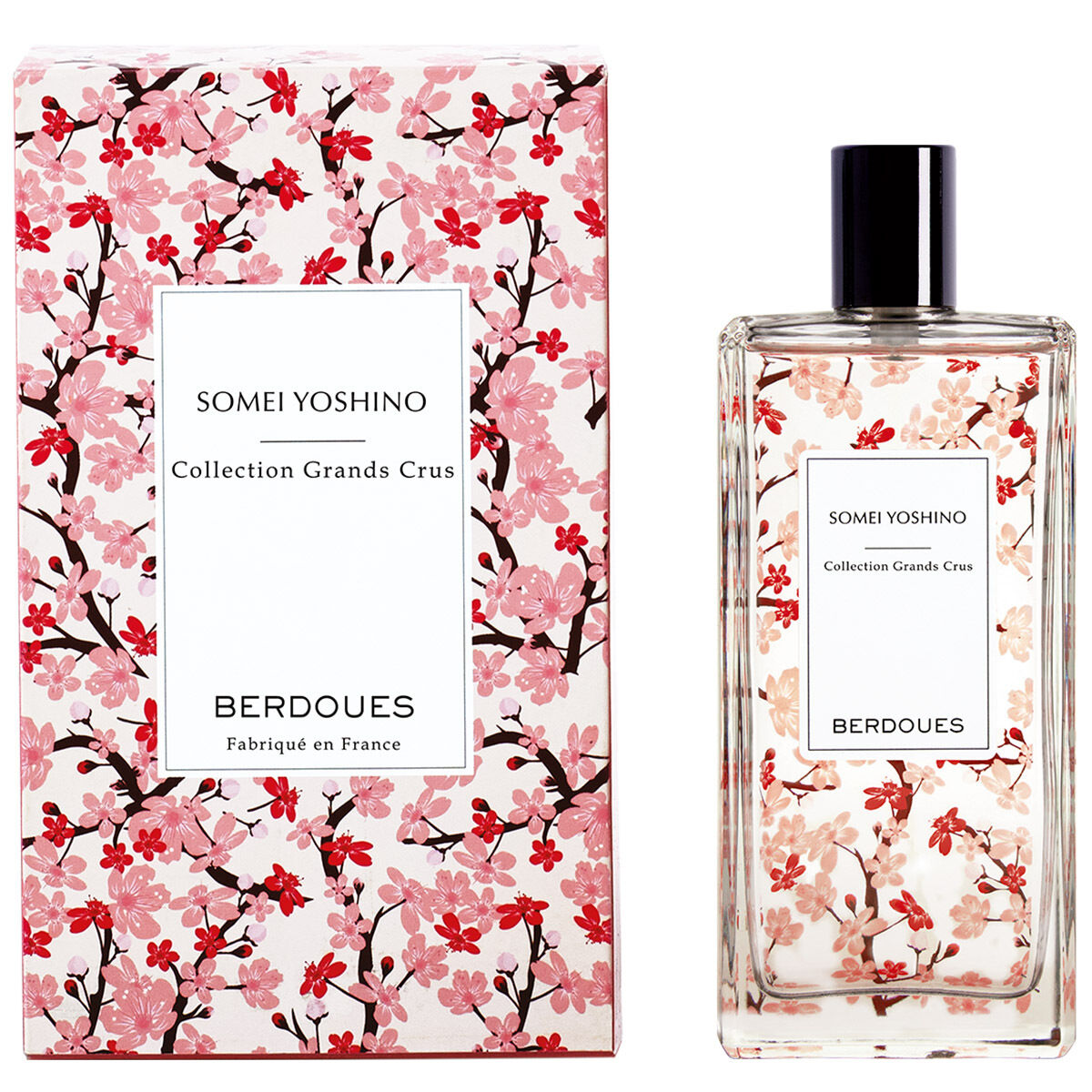 Berdoues Grands Crus Somei Yoshino Eau de Parfum 100ml