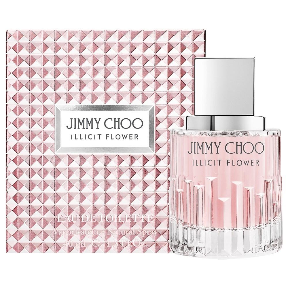 Jimmy Choo Eau de Toilette (EDT) Illicit Flower 40 ml