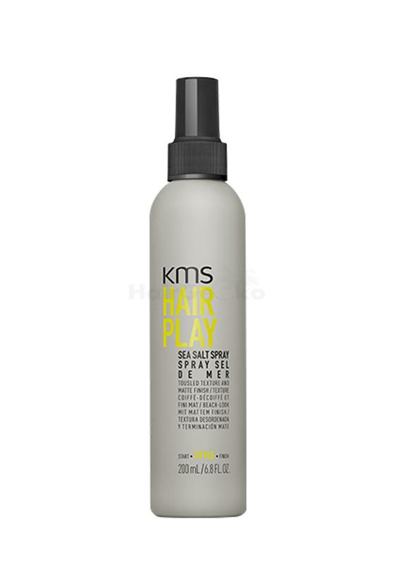 KMS California HAIRPLAY Sea Salt Spray 200ml - NEU