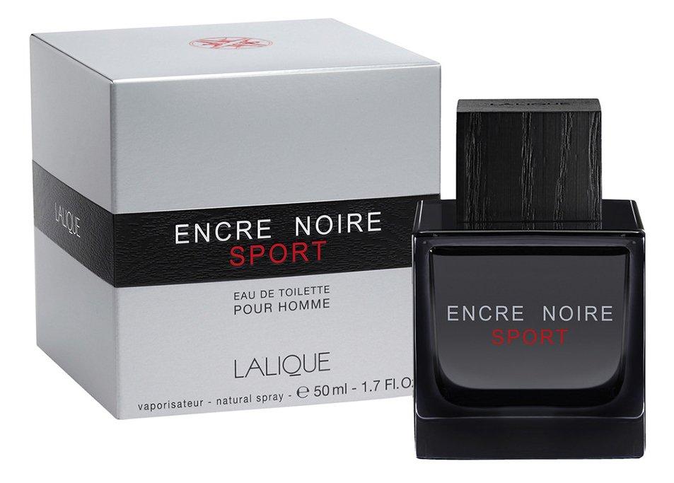 Lalique Encre Noire Sport Pour Homme Eau de Toilette 100 ml
