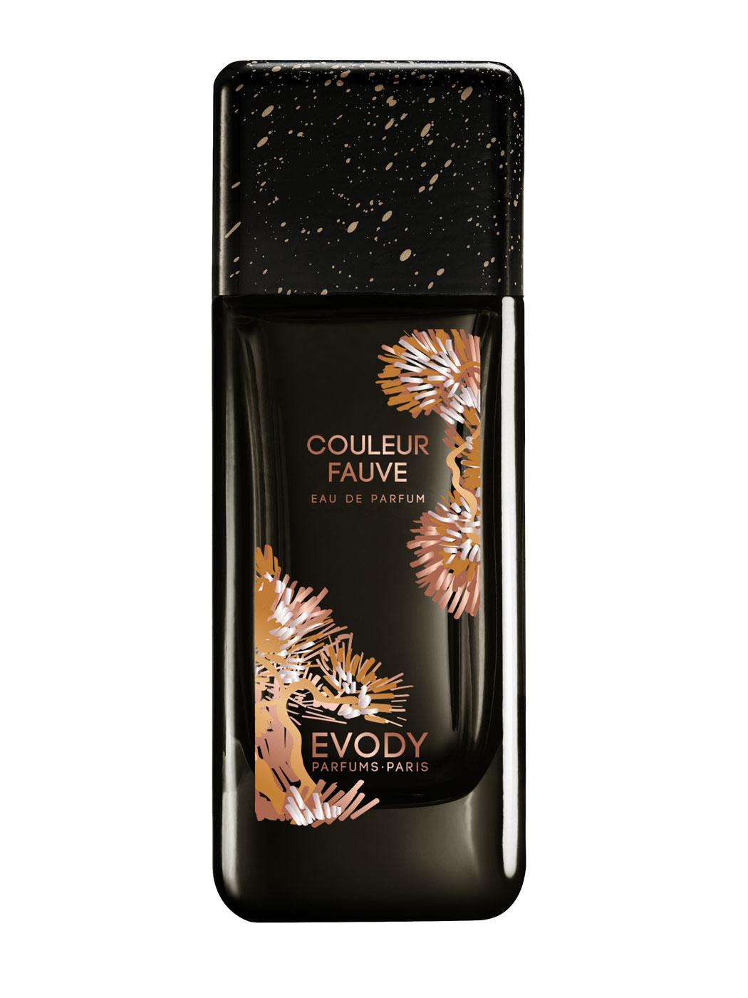 Evody - Collection Galerie - Couleur Fauve Eau de Parfum 100ml