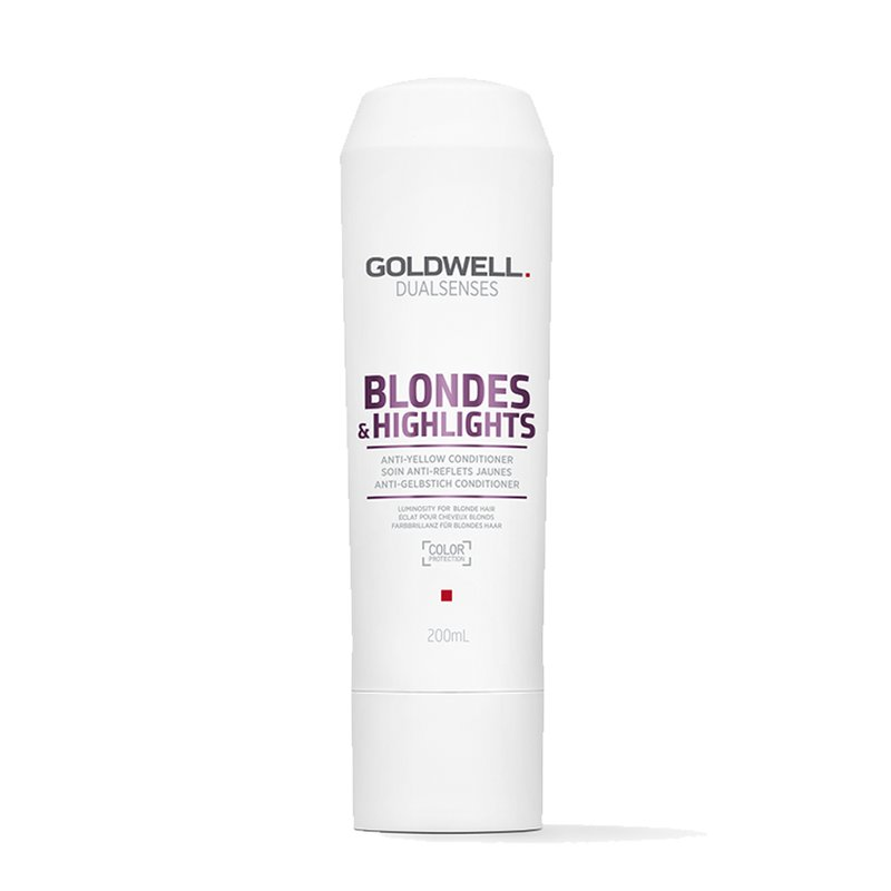 Goldwell Dualsenses Blondes & Highlights Anti-Gelbstich Conditioner 200 ml