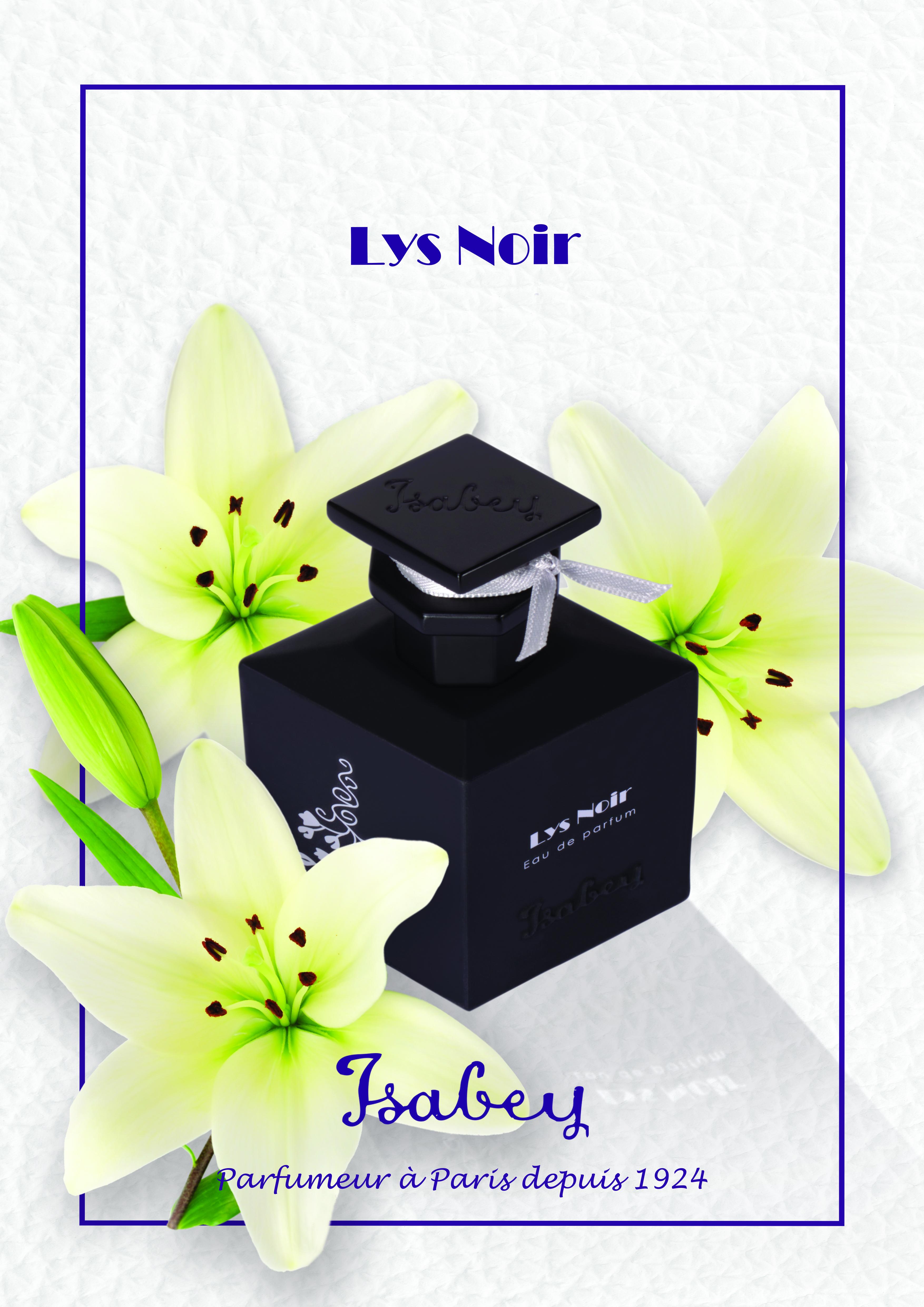 Isabey Paris Lys Noir Eau de Parfum 50ml