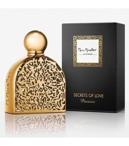 M.Micallef Secret of Love Passion Eau de Parfum Unisex 75ml