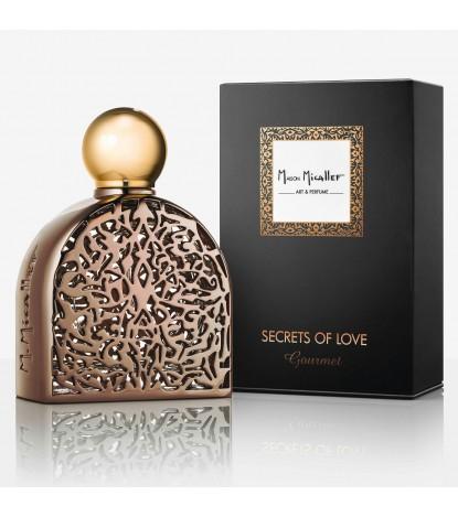 M.Micallef Secret of Love Gourmet Eau de Parfum Unisex 75ml