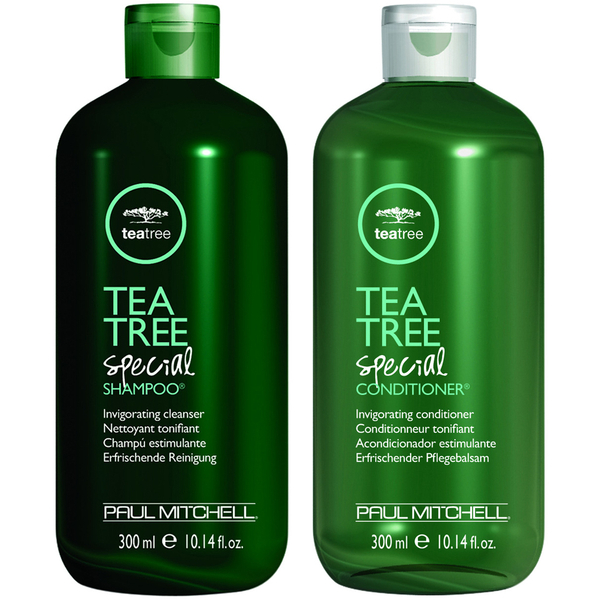 Paul Mitchell Tea Tree Special Set - Special Shampoo 300ml + Special Conditioner 300ml