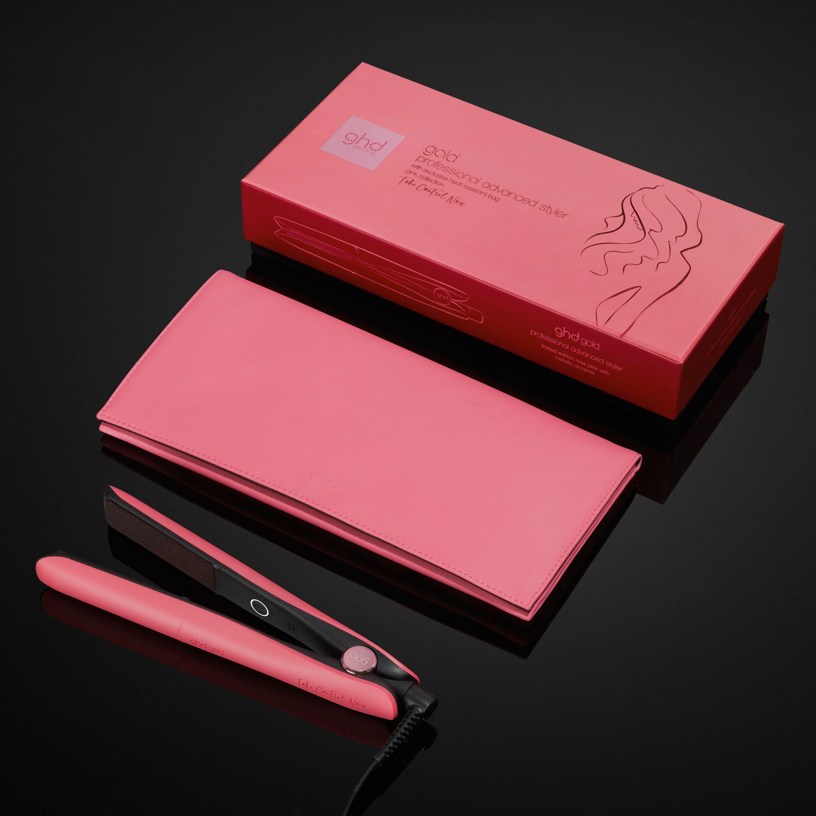 ghd Pink Collection Gold Professional Advanced Styler Glätteisen