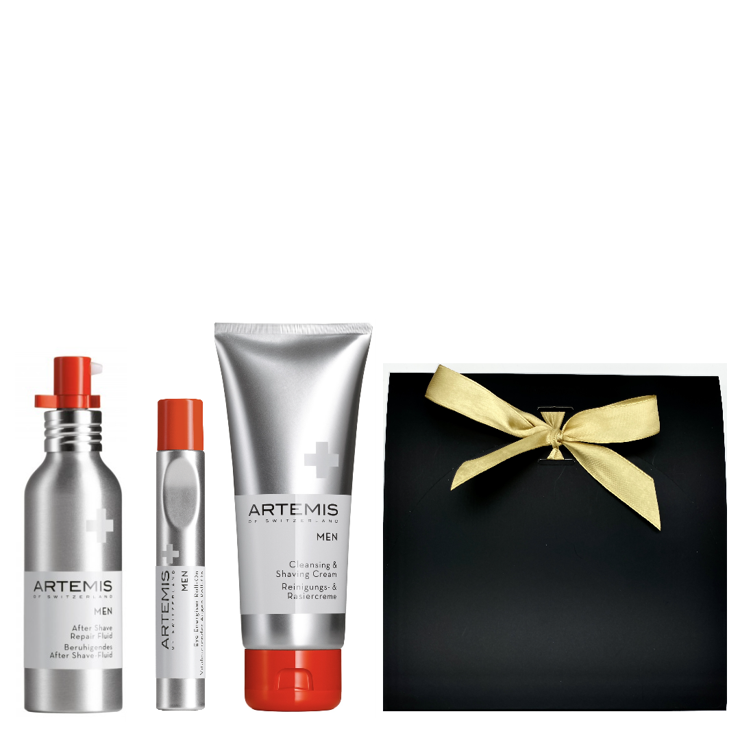 Artemis Skincare Men Pflegeset mit Geschenkbox