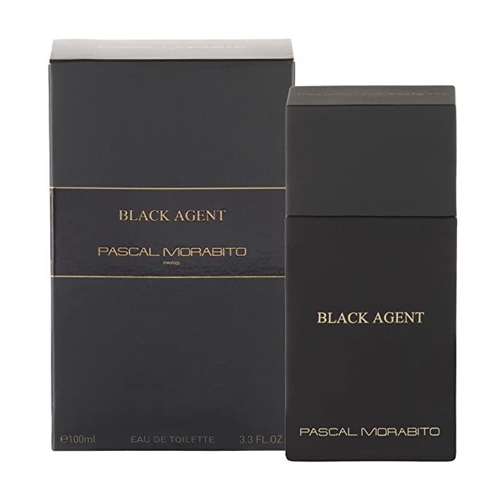 Pascal Morabito Black Agent Eau de Toilette 100ml