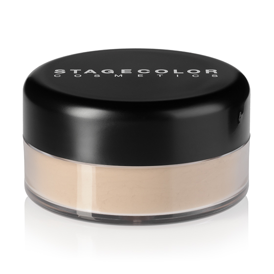Stagecolor Cosmetics Mineral Powder Foundation Light Peach