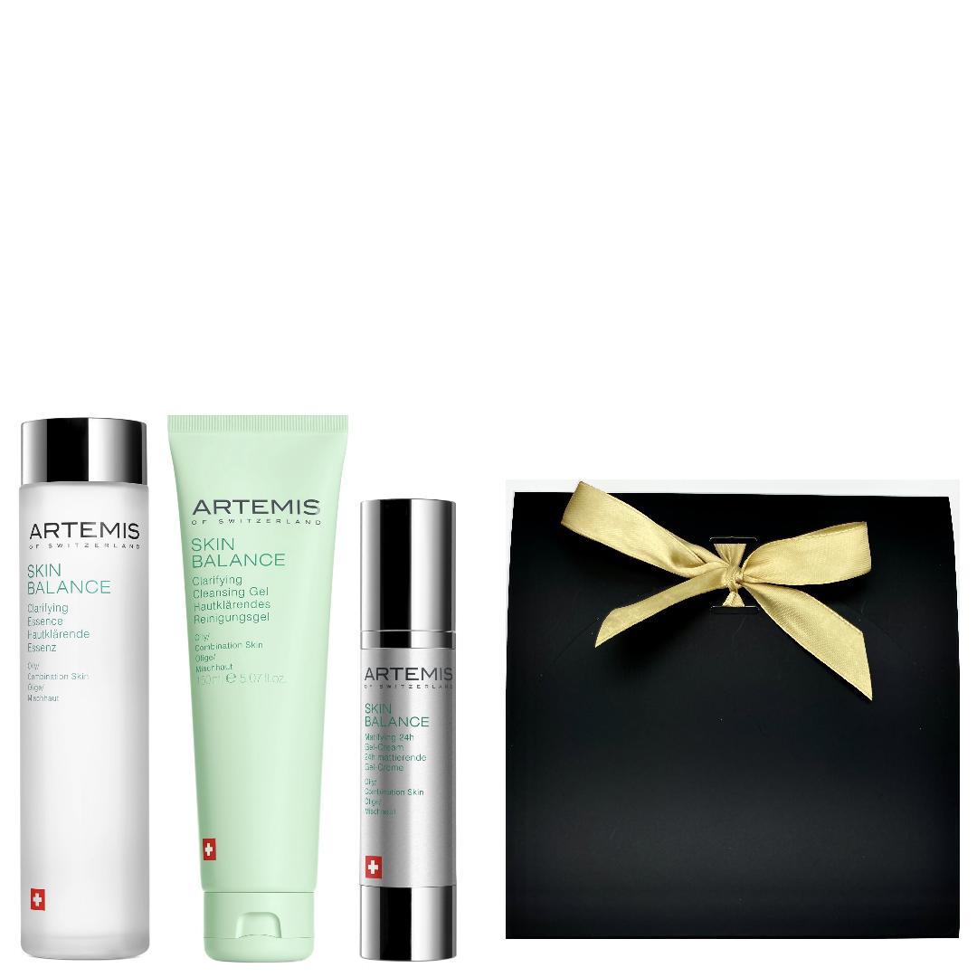 Artemis Skin Balance Pflegeset mit Geschenkbox