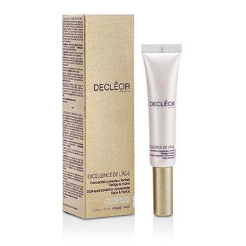 Decleor Excellence de l'Age dark Spot corrector concentrate 15 ml