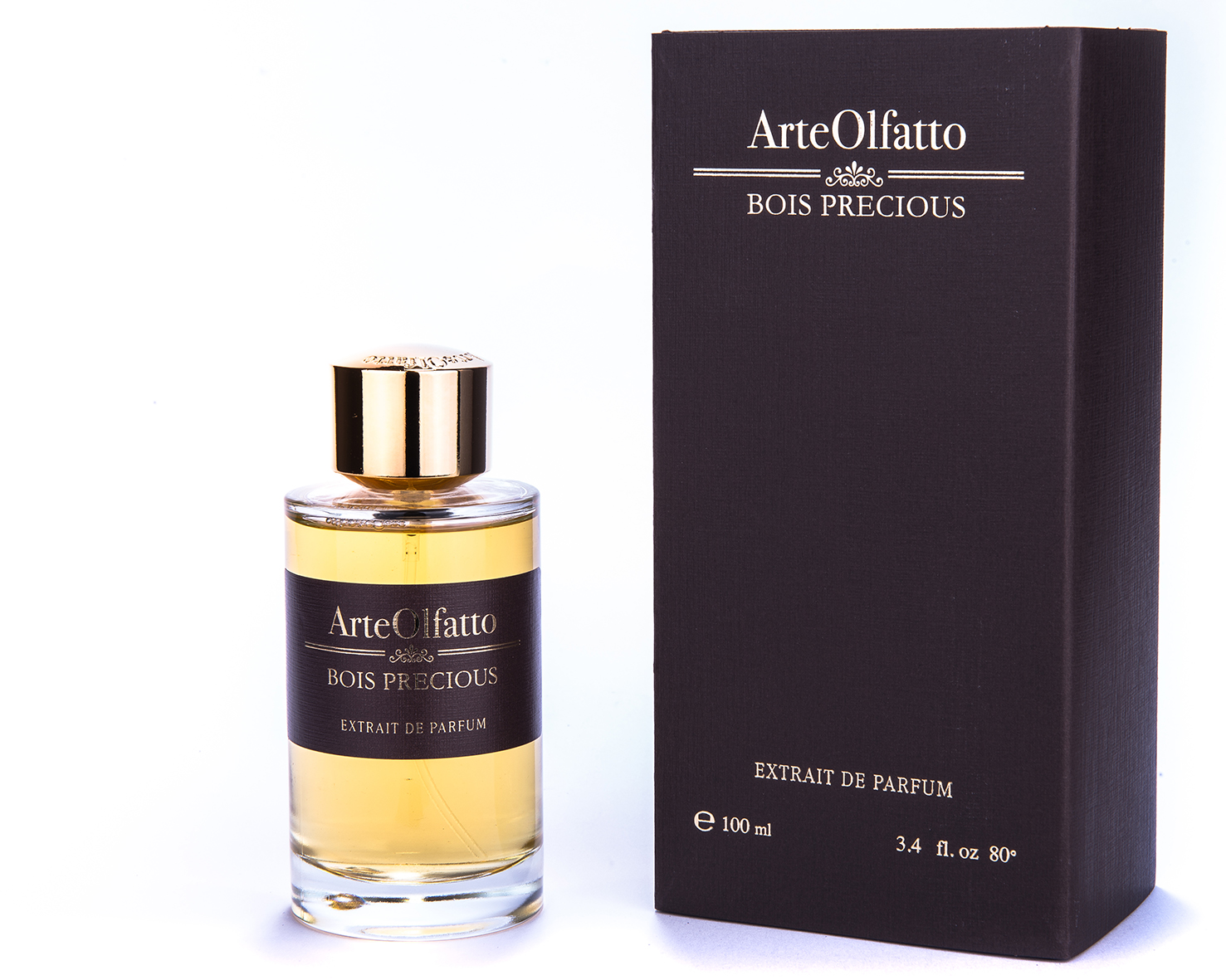 ArteOlfatto - Luxury Perfumes Bois Precious EXTRAIT Parfum 100 ml