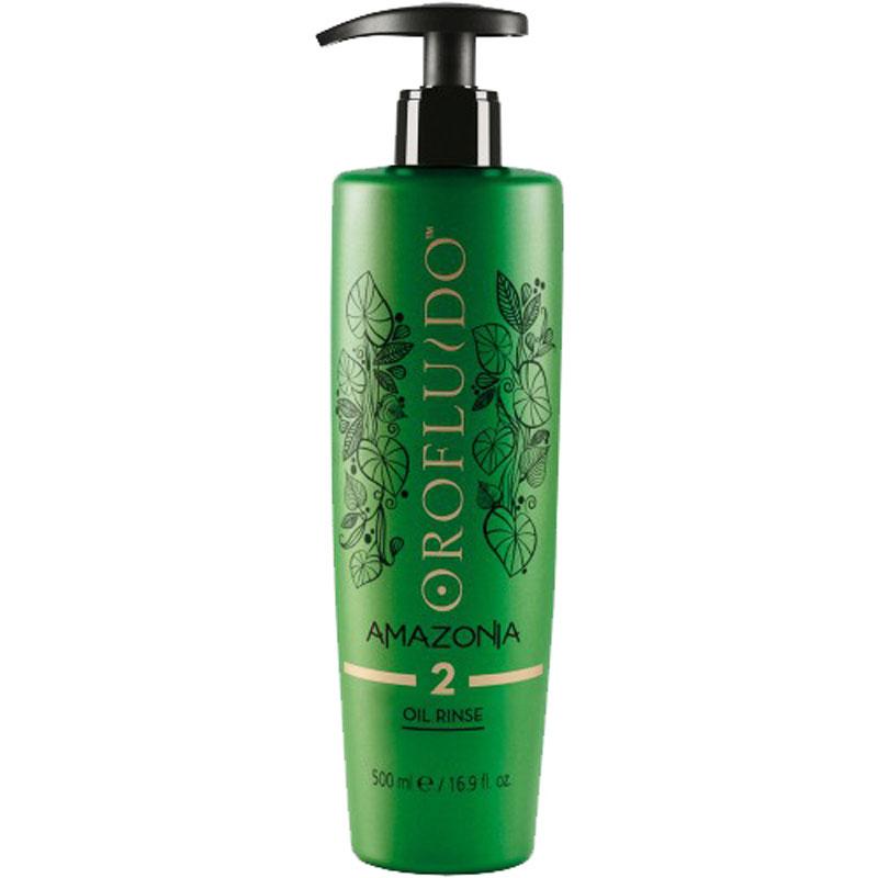 Orofluido Amazonia Step 2 Oil Rinse 500ml