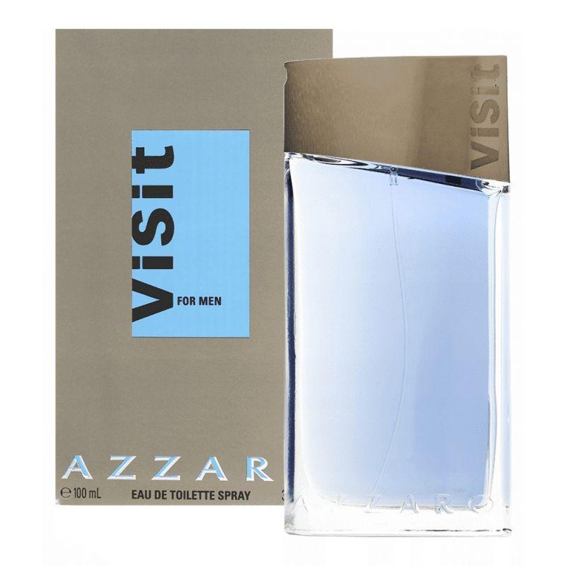 Azzaro Visit For Men Eau de Toilette 100ml