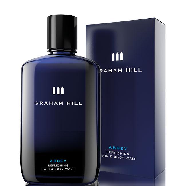 Graham Hill Abbey Refreshing Body Wash 250ml