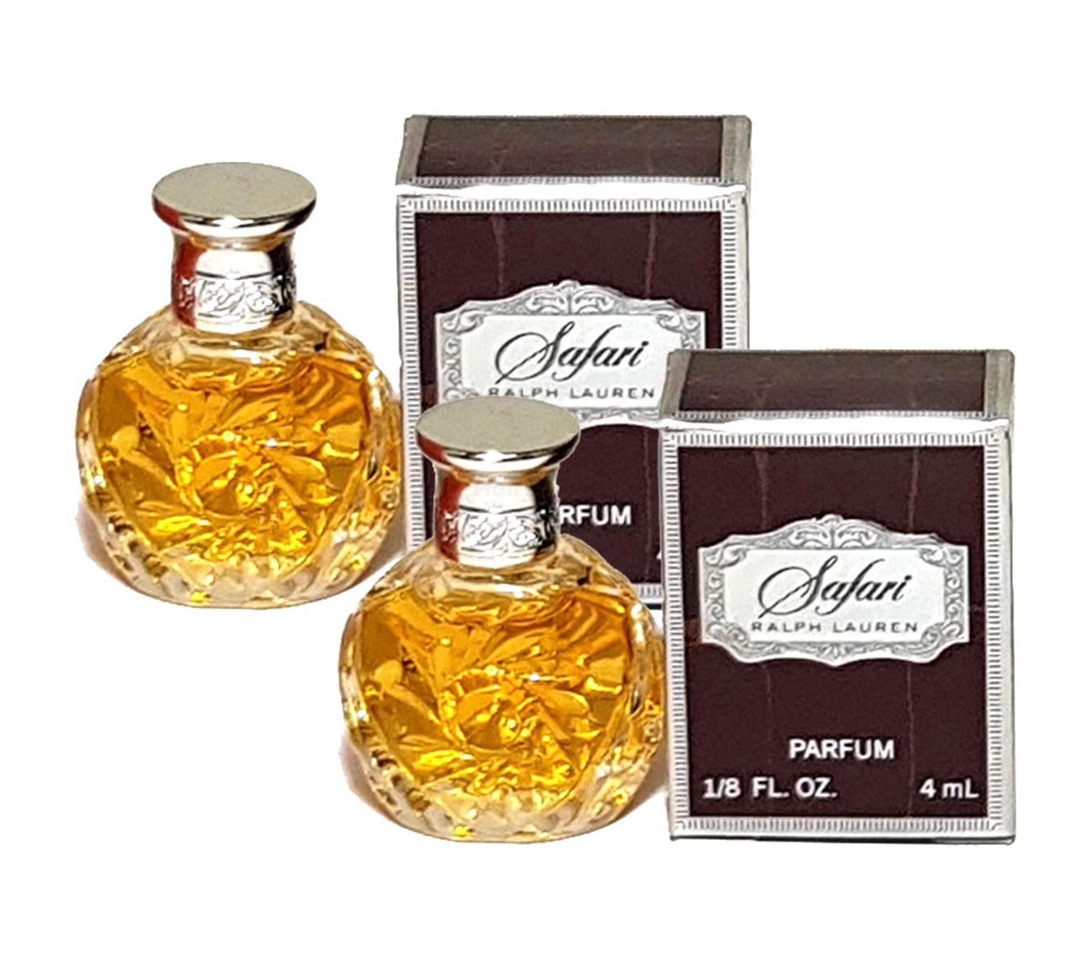 Ralph Lauren Parfum Miniaturen 2er Set - Ralph Lauren Safari Eau de Parfum 2x4ml = 8ml