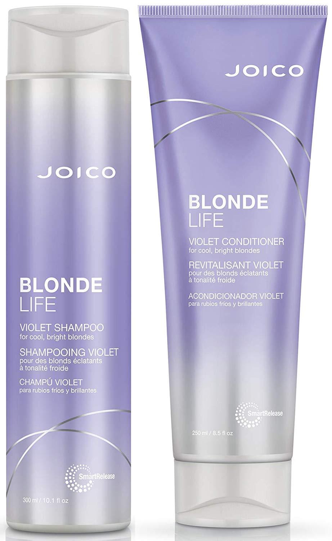 Joico Blonde Life Violet Set - Shampoo 300 ml + Conditioner 250 ml