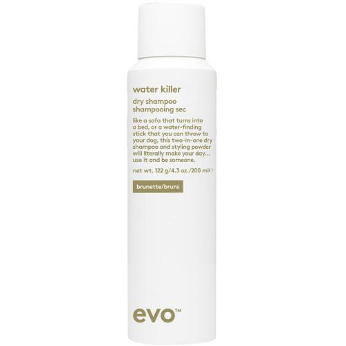 evo Water Killer Dry Shampoo Brunette Trockenshampoo für braunes Haar 200 ml