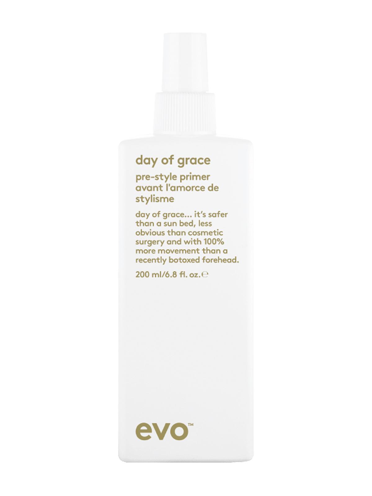 evo Day of Grace Pre-Style Primer Leave-In Conditioner 200 ml