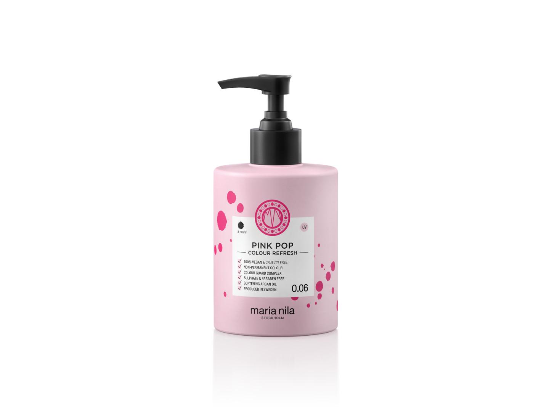 Maria Nila Colour Refresh Pink Pop 0.06 300ml
