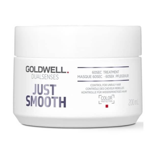 Goldwell Dualsenses Just Smooth 60Sec Treatment Maske 200 ml