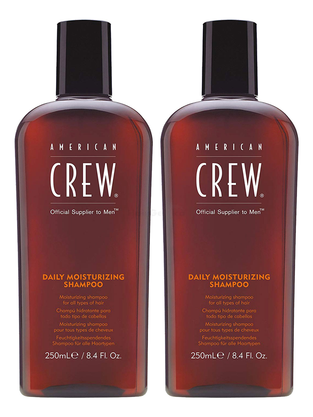 American Crew Classic Daily Moisturizing Shampoo Aktion - 2x 250ml = 500ml