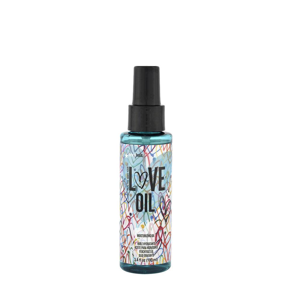 Healthy Sexy Hair Love Oil 100ml - feuchtigkeitsspendendes Öl