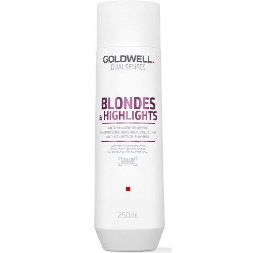 Goldwell Dualsenses Blondes & Highlights Anti-Gelbstich Shampoo 250 ml
