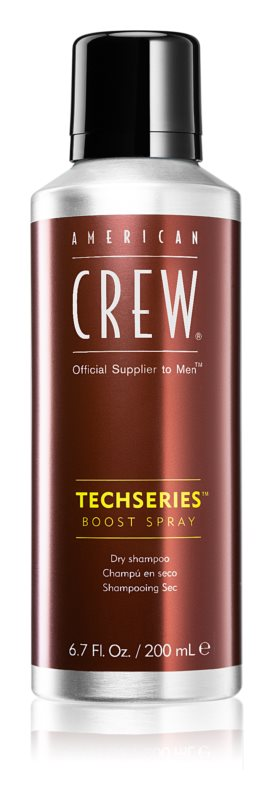 American Crew Techseries Boost Spray - 200ml