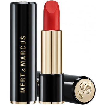 Lancome L´absolu Rouge Nr.198 Rouge Flamboyant Matte Mert & Marcus Edition 34g