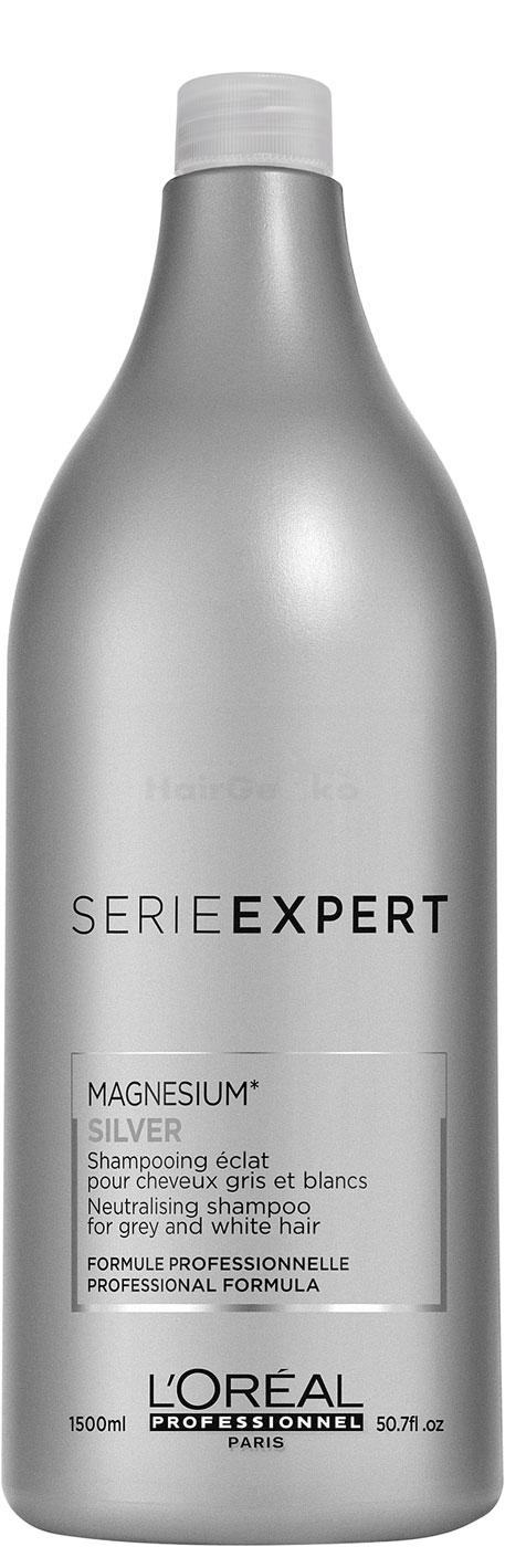 Loreal Serie Expert Silver Shampoo 1500ml - Neu