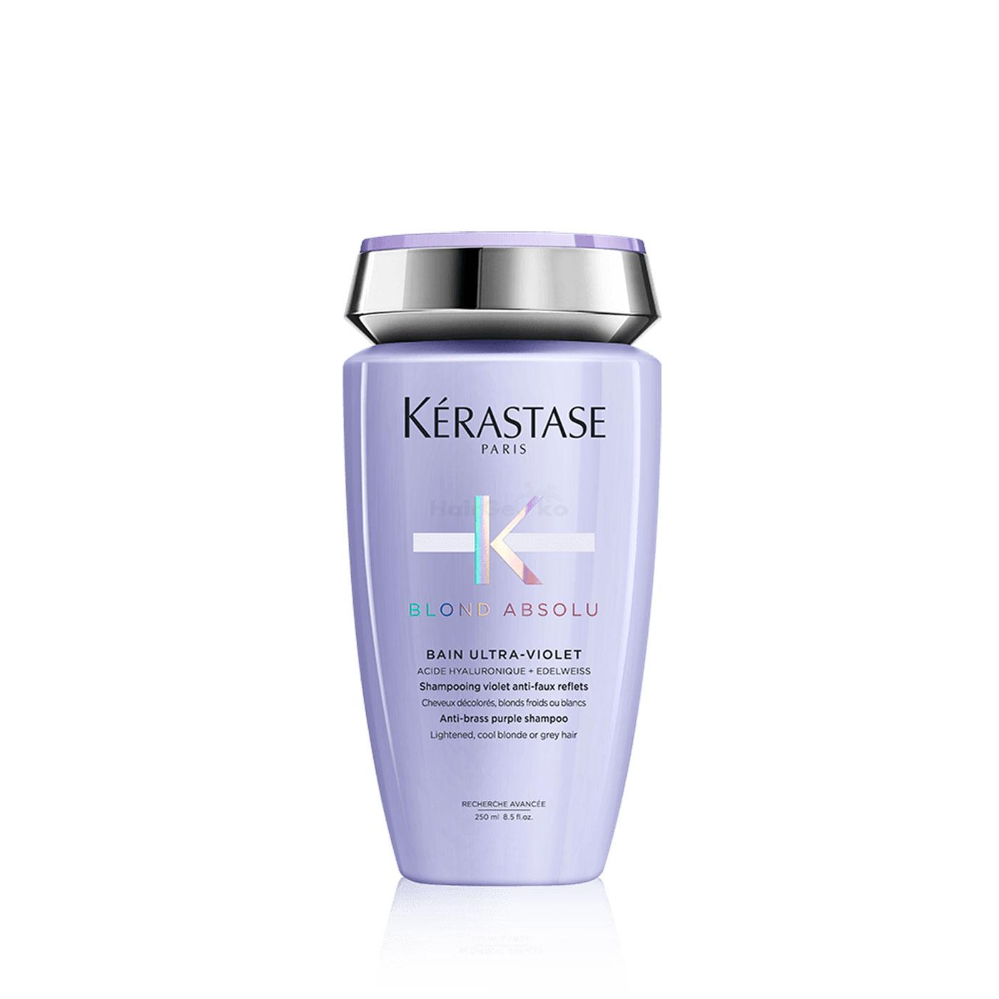 Kerastase Blond Absolu Bain Ultra-Violet Shampoo 250ml