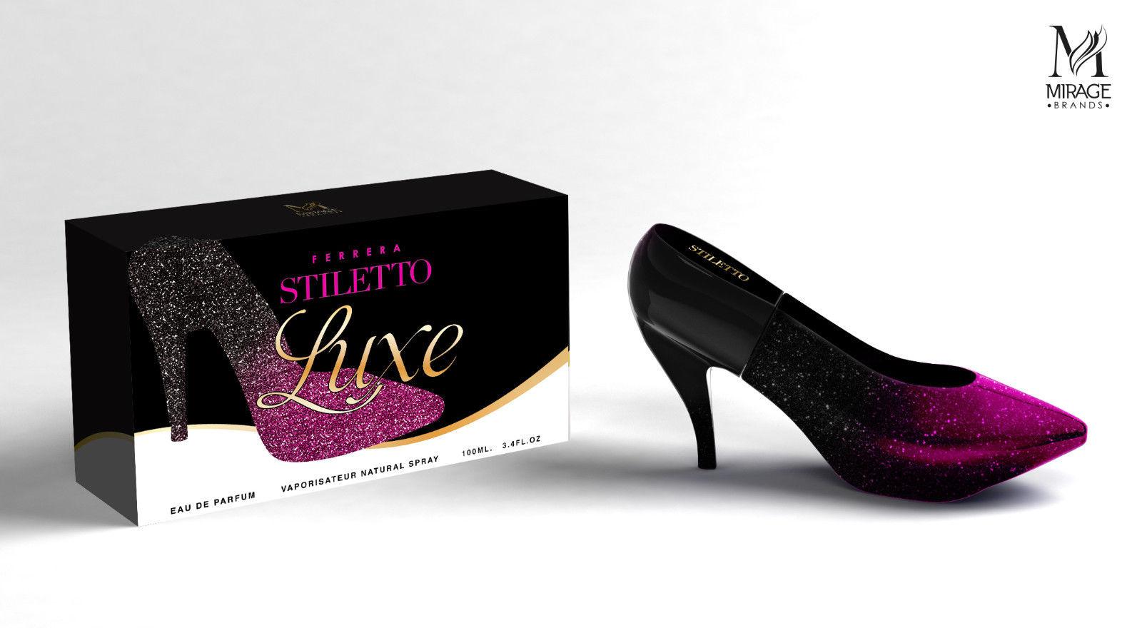 Mirage Brands Ferrera Stiletto Luxe Luxury Edition - Eau de Parfum für Damen 100ml